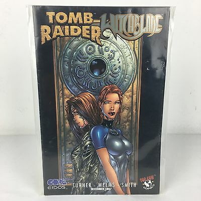 Withcblade / Tomb Raider Special Vol. 1, Issue 1 December 1997 TOP COW VGC x