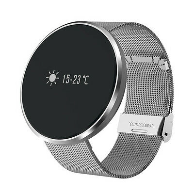 Bluetooth Smart Wrist Watch Bracelet Mate Phone For IOS Apple Android Samsung LG