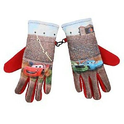 Genuine Disney Fleecy Gloves - Cars, Toy Story, Pirates of the Caribbean - 2 sz