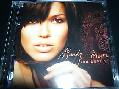 Mandy Moore The Best Of Greatest Hits (Australia) CD – Like New