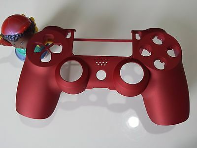 Coque Soft Touch Manette PS4 Custom à l'aérographe !!! Dualshock 4 Sixaxis !!