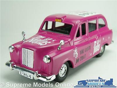 The Beatles London Taxi Car Model Can't Buy Me Love 1:36 Album Fun Factory Fx4 T