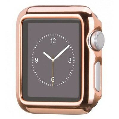 iWatch 38mm Coque Hoco Or Rose