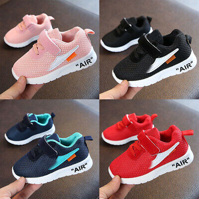 Baby Toddler Boys Girls Sports Running Shoe Kids Boy Girl Infant Casual Shoes SP
