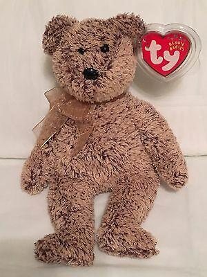 TY Beanie Baby - HARRY the Brown Bear - Pristine with Mint Tags - RETIRED b262f851d1fc