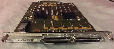 Agilent 16715A 167MHz State / 667MHz Timing 2MSa Card Module Only