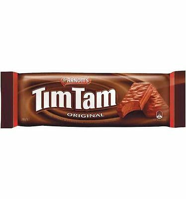 Arnotts Tim Tam Original 2 X 200 gm packets