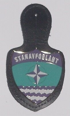 Brustanhänger Pocket Badge NATO Navy SNFL - STANAVFORLANT ...........R2002