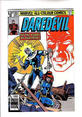 Daredevil 160 Frank Miller high grade