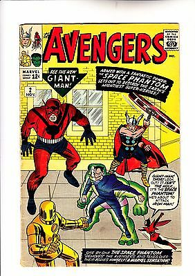 Avengers 2 2nd appearance