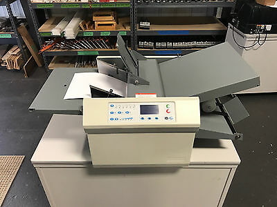 Formax FD 38X Fully-Automatic Paper Folder, Great Condition, Folds Stapled Sets!