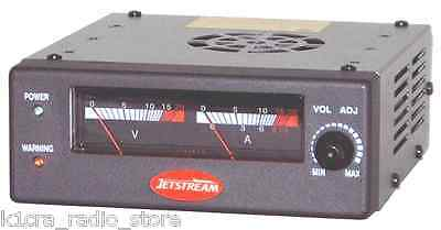 JETSTREAM JTPS14M - 12 Volt (4 -16V Variable) 12A/14A Max Switching Power Supply