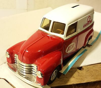 Ertl IGA 1950 Chevy Panel Delivery Truck 1:25 Scale Chevrolet Bank