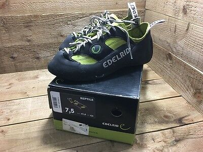 Edelrid Reptile Climbing Shoes. Size UK 7.5 EUR 41.5