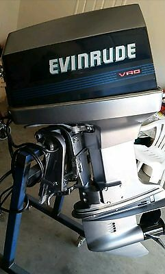 Evinrude Johnson 140hp V4 VRO Outboard Motor FREE Shipping Possible