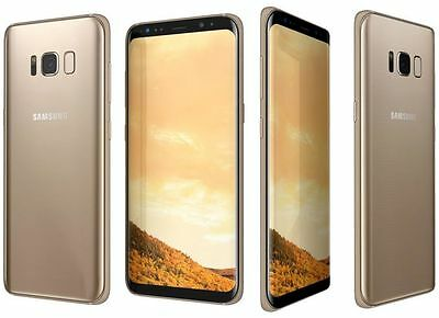 Samsung Galaxy S8 Maple gold color (64GB 4G LTE)