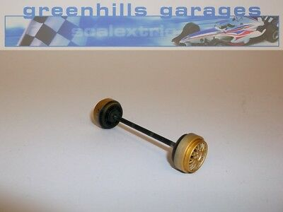 Greenhills Scalextric Porsche 911 GT1 Lucchini C2092 Front Axle – Used P1724