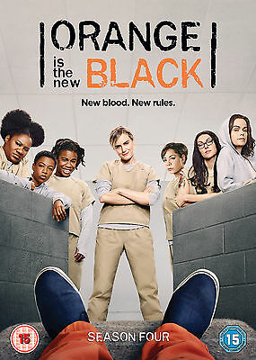 ORANGE IS THE NEW BLACK SEASON 4 (DVD) (New)