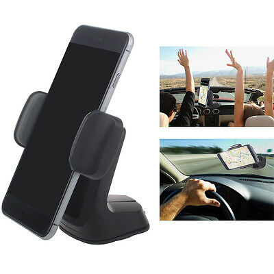360° Handy Car Windshield Dashboard Suction Cup Mount Holder Bracket Phone GPS
