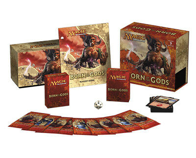 MTG: Born of the Gods - FAT PACK, Magic the Gathering, ENGLISCH, NEU & OVP