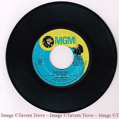 "MGM K 14450 The Osmonds ‎– Crazy Horses/That's My Girl VG/VG+ 7"" 45"