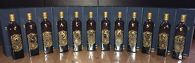 Johnnie Walker - Blue Label - Chinese Zodiac - 12 x 750ml - Set 1 of 100 - Rare!
