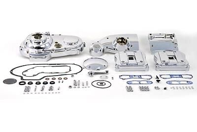 Sportster/XL1994-2003 Chrome engine dress up kit, primary cover, rocker Covers