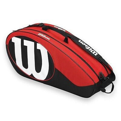 WILSON Match II x 6 Bag