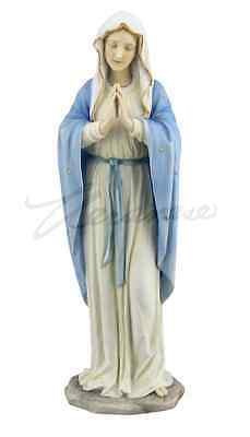 Blessed Virgin Mary Statue Sculpture Figure 11 inch - WE SHIP WORLDWIDE