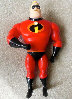 Disney Pixar The Incredibles - MR. INCREDIBLE TALKING Figure - Tested & Working