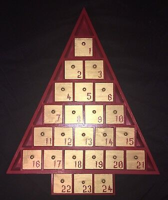 Wow! Custom Christmas Advent Calendar For Harry Potter Fans Includes 24+ Gifts