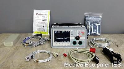 ZOLL E Series Biphasic 12 Lead ECG SpO2 NIBP etCO2 Pacing Analyze ALS