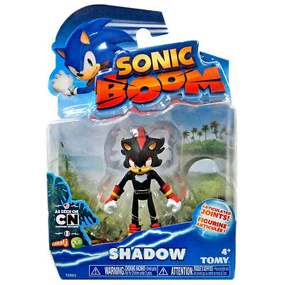 Sonic Boom - Shadow 3 Inch Figure  *BRAND NEW*