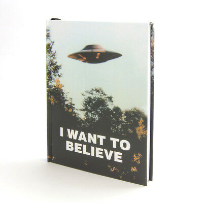 X-Files: I Want To Believe Journal/ Hardcover
