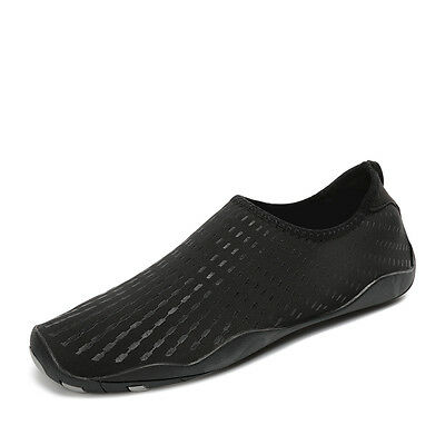 Men's Quick Drying Aqua Water Shoes Barefoot Sports Athletic Aqua Shoes Swim