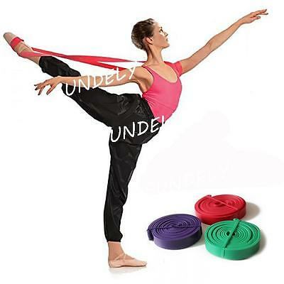 Ballet Stretch Band - Perfect Leg Stretching for Ballet Dance and Rhythmic New