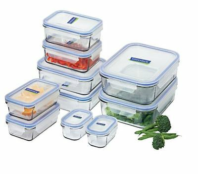 Glasslock 10pc Container Set