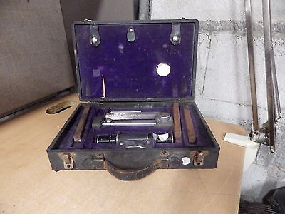 Huge Antique Machining Tool And Die Lab Lot Bausch & Lomb & More