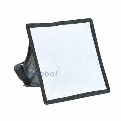 15x17cm Camra Flash Diffuser Mini Softbox for Nikon Canon Sony Pentax Speedlite