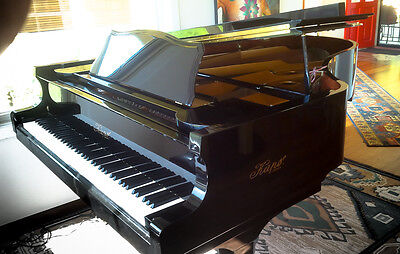 ERNST KAPS 210X 7ft Grand Piano near brand new courtessy of Steinway Specialists