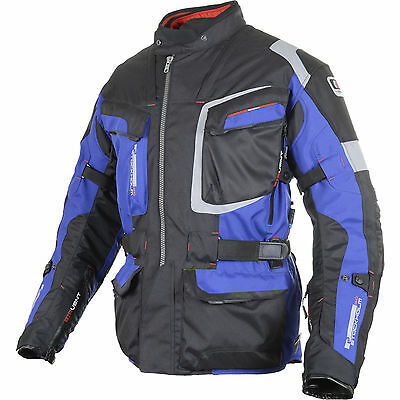 Oxford Stockholm 2.0 Textile Hipora Waterproof Motorbike Motorcycle Jacket Sale