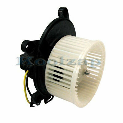 02-05 Neon 00-01 Prowler Heater AC A//C Condenser Blower Motor Assembly Fan Cage