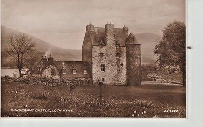 RP Early DUNDERAVE CASTLE Loch Fyne - Valentine's Series