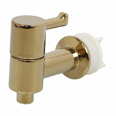 16mm Golden Ceramic Spigot/Faucet/Tap Water Valve Beverage Drink Dispenser