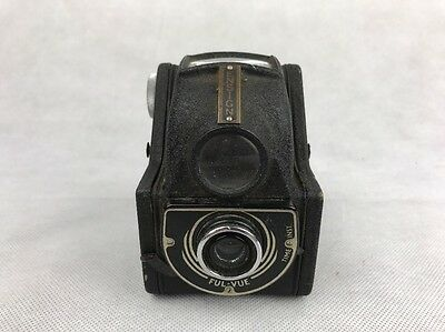 Vintage / Retro  Ensign Ful-Vue - 1946 120 Film Box Camera **FREE UK P&P**