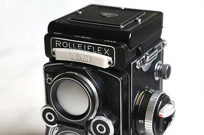 Rolleiflex Diffusor Cover F3.5, F2.8 - BRAND NEW