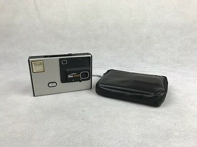 Vintage / Retro Kodak Disc 4000 Compact Film Camera **FREE UK P&P**