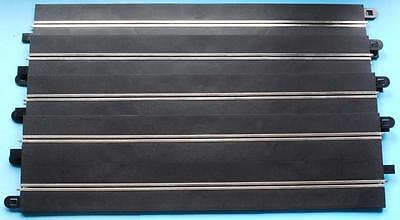 4 x SCALEXTRIC C8505 EXTRA LONG STRAIGHTS 583 MM for BRIDGES + ELEVATED TRACK