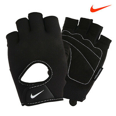 Nike Men's Fundamental Training gloves Half Finger Weight Lifting Gym GX0063-037