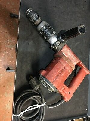 Hilti Te-22 Rotary Hammer Drill 115V - Great Pre-Owned Condition - FREE SHIPPING